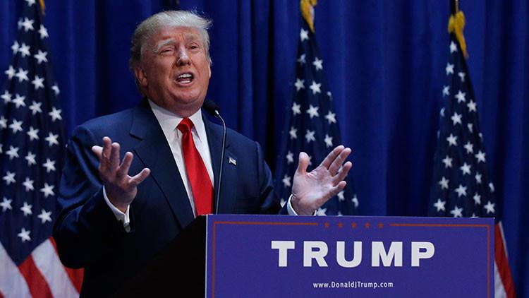 Donald Trump ataca verbalmente a México y recibe respuesta