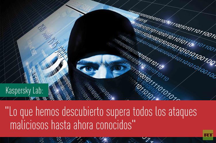"""""""Lo que hemos descubierto supera todos los ataques maliciosos hasta ahora conocidos"""""""