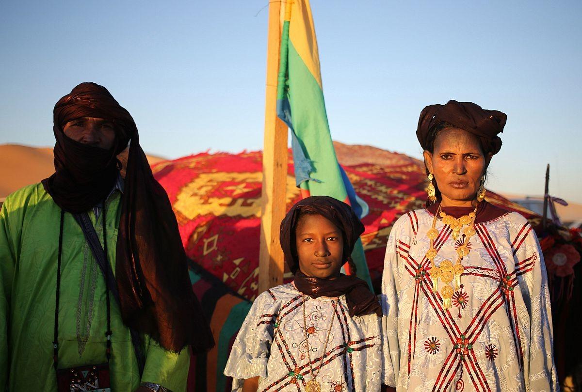 туареги народ фото вот нижний край