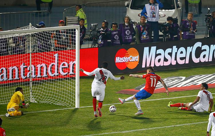 'Clásico del Pacífico', Chile y Perú pelean por un lugar en la final