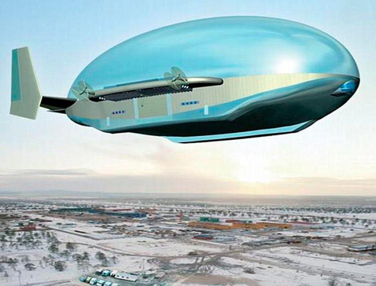Rusia tendrá aeronave militar capaz de transportar 200 personas y despegar sin una pista