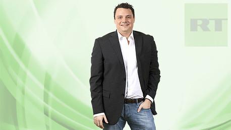 'Respuestas directas': El presentador de RT Javier Rodríguez Carrasco habla con los internautas