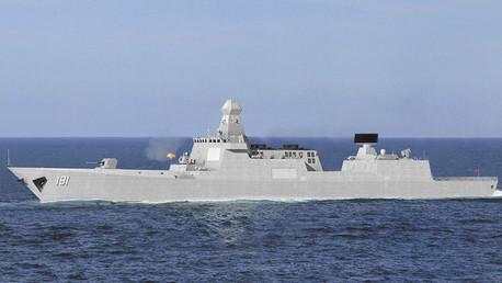 China se prepara para poner a prueba el buque militar más grande de Asia