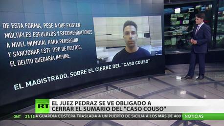 """El juez de la Audiencia Nacional de España se ve obligado a cerrar el """"Caso Couso"""""""