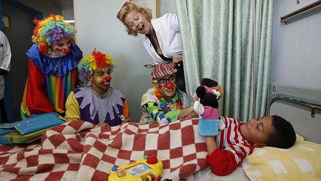 Argentina: Habrá payasos por ley en los hospitales infantiles