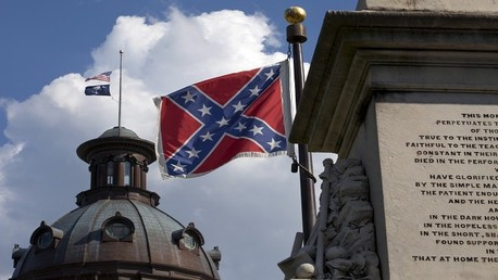 bandera Carolina del Sur
