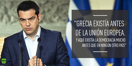 Tsipras se dirige a la nación