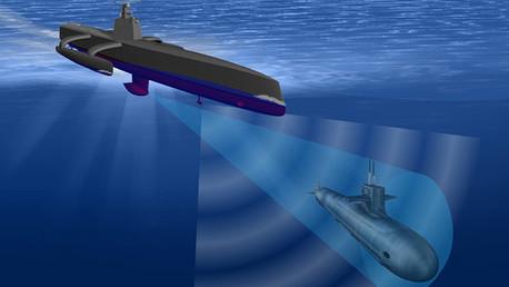 """EE.UU. desarrolla un robot para destruir los """"amenazantes"""" submarinos rusos y chinos"""