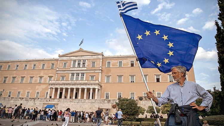 Bienvenida al club: Grecia se une a Sudán, Somalia y Zimbabue en el impago al FMI
