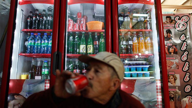 Mayor tasa de mortalidad del mundo: los refrescos se cobran más vidas que la violencia en México