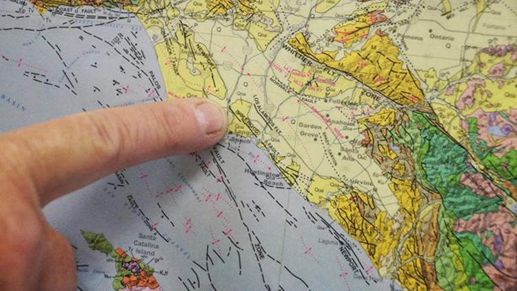 Qué peligro inminente se esconde bajo la superficie de California