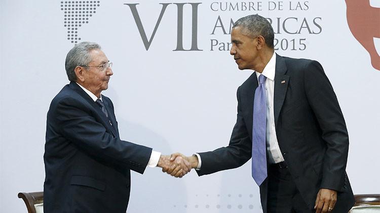 La carta de Raúl Castro a Obama sobre el restablecimiento de relaciones diplomáticas