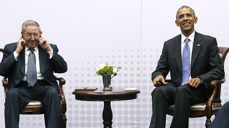"""Cuba: """"No habrán relaciones normales entre Cuba y EE.UU. mientras se mantenga el bloqueo"""""""
