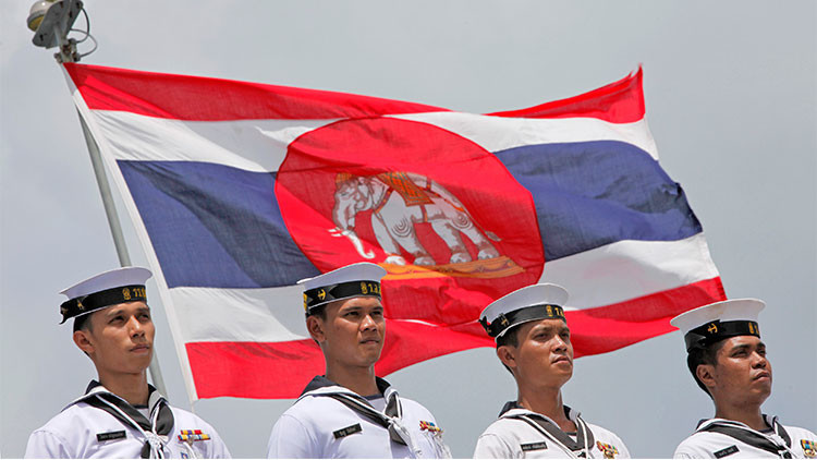 Tailandia prepara el terreno para tener su propia flota submarina