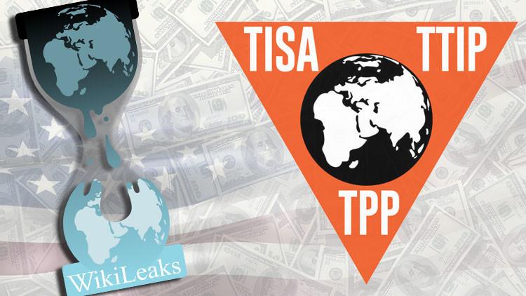 """TISA: El """"acuerdo mundial más secreto"""" entregará millones de datos personales a las multinacionales"""