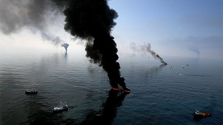 BP pagará una compensación récord de 18.200 millones de dólares por un derrame de petróleo