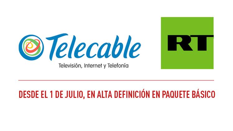 RT en Español ya está disponible en la quinta operadora de cable más grande de España