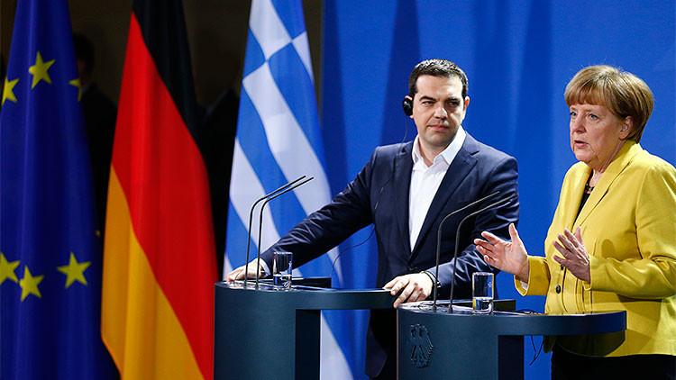 Grecia Alemania