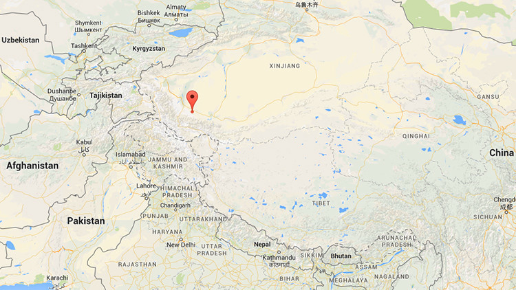Un terremoto de magnitud 6,4 sacude China