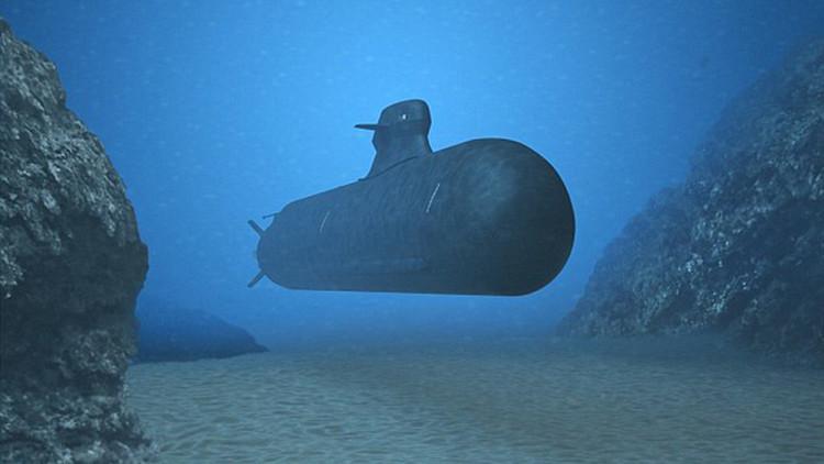 El revolucionario submarino 'fantasma' de Saab, 'invisible' para los enemigos