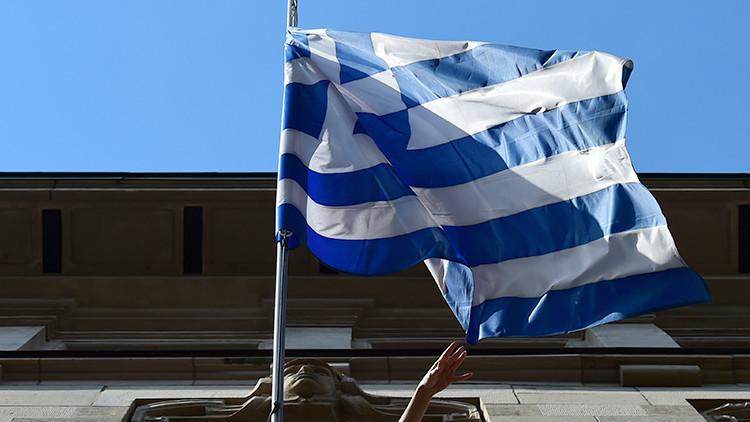 """""""Rebelándose contra la corrupta UE, Grecia puede salvar al mundo del Armagedón"""""""