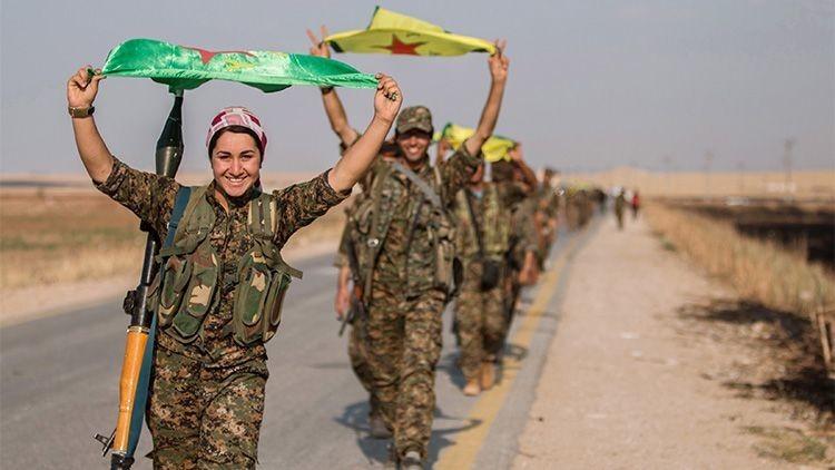 """Militares kurdos quieren crear su propio Estado en el norte de Irak """"aunque EE.UU. no lo acepte"""""""