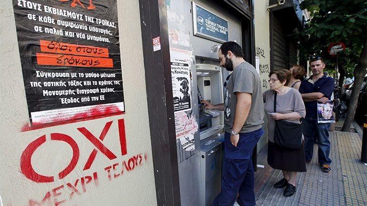 El 'default' de Grecia ahora no es nada comparado con lo que pasaría el 20 de julio