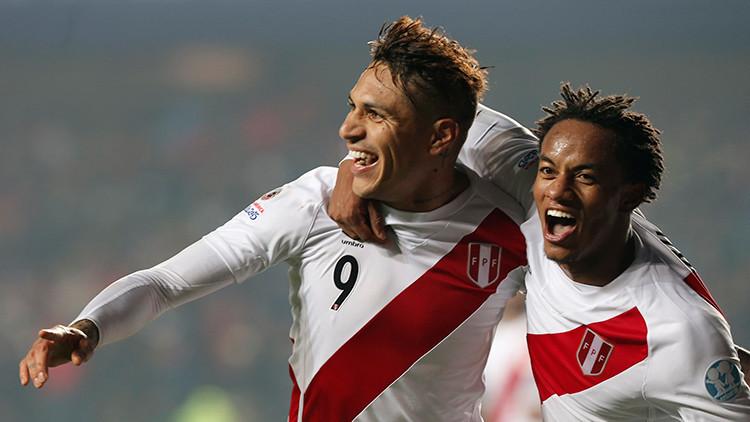Perú Paraguay Copa América 2015
