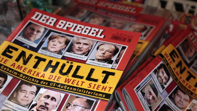 WikiLeaks: EE.UU. espió las llamadas de la Cancillería Federal de Alemania