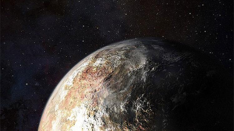 Un video de la NASA descubre nuevas manchas blancas en Plutón
