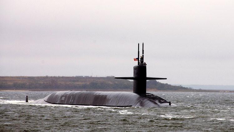Testigos 'cazan' a un submarino de EE.UU. en aguas territoriales de Finlandia