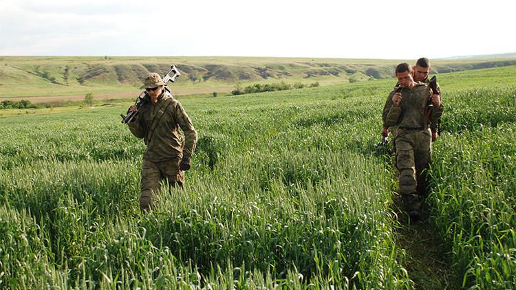 Autodefensas: En la zona más tensa del Este de Ucrania se va a crear una zona desmilitarizada