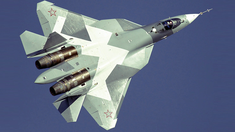 Los 5 aviones de combate más peligrosos de la Fuerza Aérea rusa