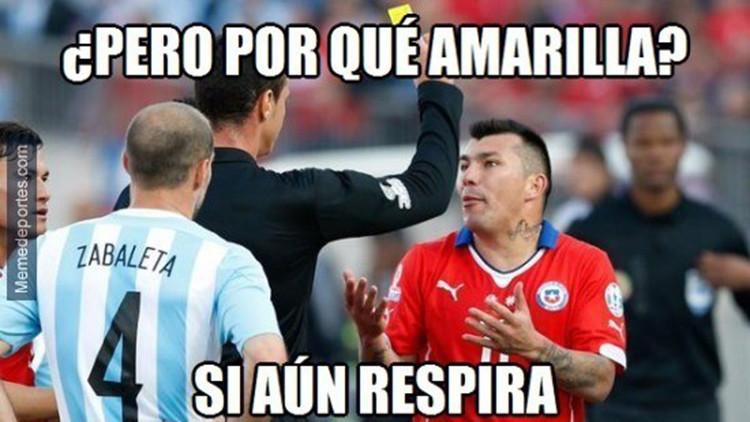 Los mejores memes sobre la victoria de Chile en la final de la Copa América 2015