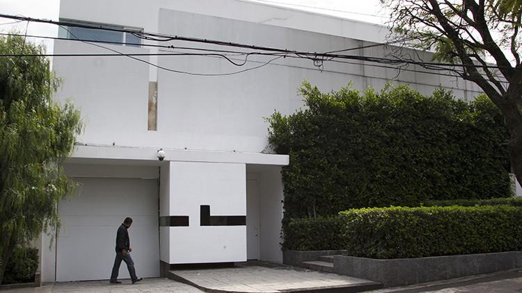 La 'casa blanca' de Peña Nieto tras 5 meses: ni investigación, ni venta