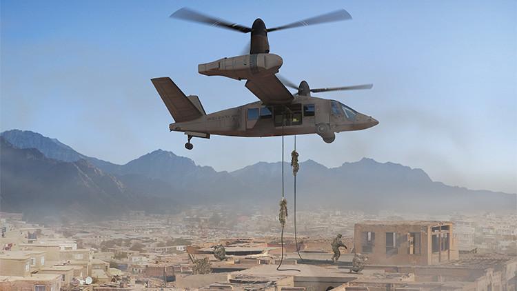 ¿Para qué necesita EE.UU. convertiplanos de ataque?