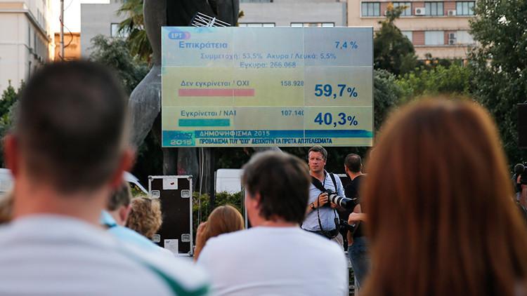 """""""Alemania será la responsable si Grecia sale de la eurozona"""""""