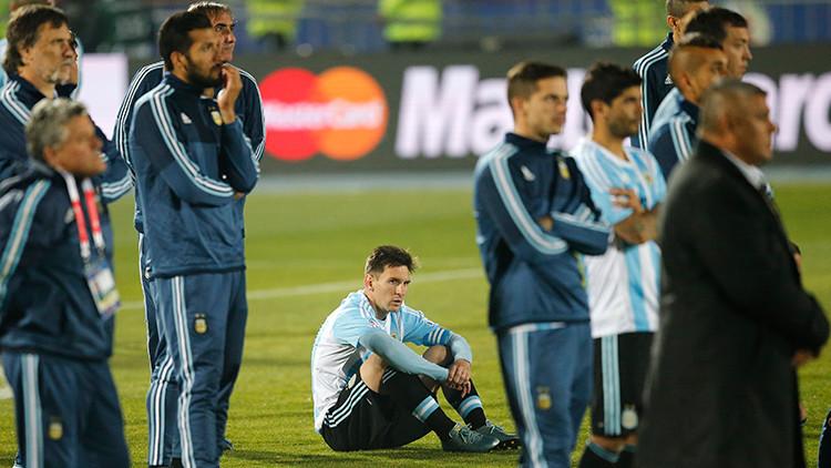 Messi habría rechazado el premio al mejor jugador de la Copa América