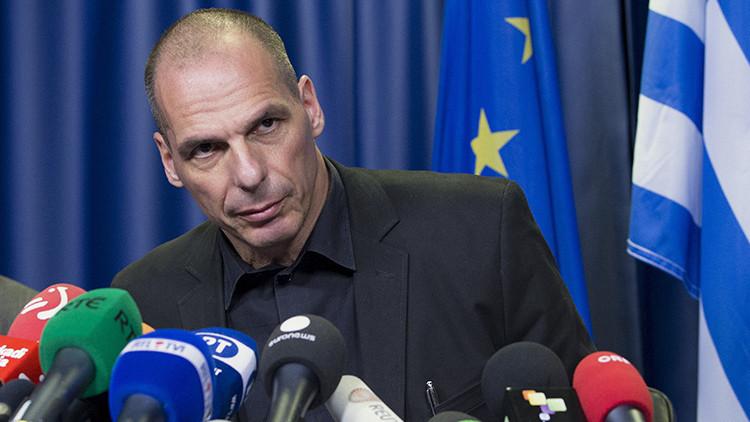 """Yanis Varufakis: """"El 'no' de hoy es un gran 'sí' a la Europa democrática"""""""