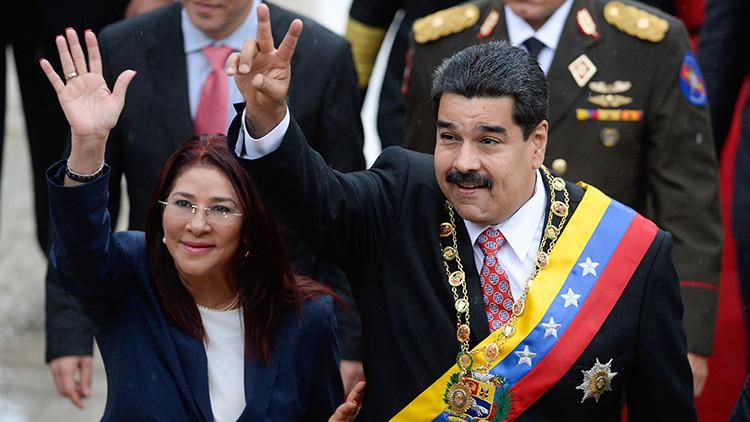 """Maduro sobre el referéndum griego: """"Es una victoria contra el terrorismo financiero"""""""