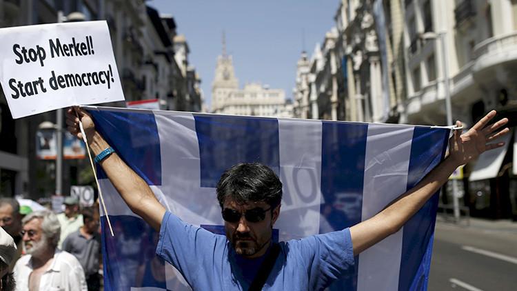 """Nobel de Economía: """"El 'no' de Grecia es la victoria para toda Europa"""""""