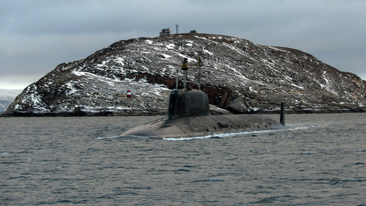 La Armada rusa anuncia sus prioridades estratégicas