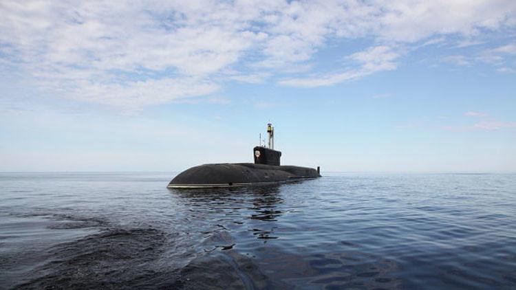 Rusia comienza el diseño de un submarino 'mataportaviones' de quinta generación