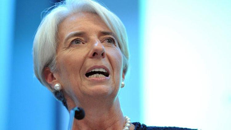 """Christine Lagarde: """"Grecia no recibirá nuevos créditos del FMI"""""""