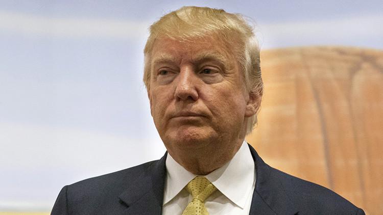 """Donald Trump: """"EE.UU. se ha convertido en un vertedero de México"""""""