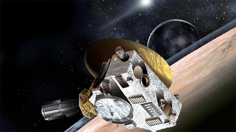 """""""Esto es aterrador"""": la sonda New Horizons de la NASA sufre una avería en su viaje a Plutón"""
