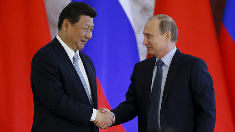 "'The Guardian': ""Rusia y China fundan un nuevo eje de superpotencias mundiales"""