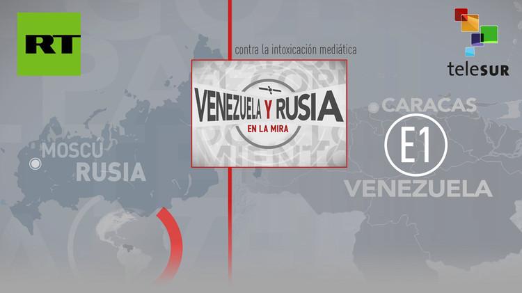 """RT y Telesur en su programa conjunto disipan """"la intoxicación informativa"""" divulgada por Occidente"""