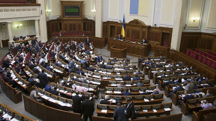 Ucrania estudia multar por usar la palabra 'Rusia'