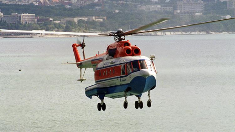Rusia relanzaría la producción de helicópteros anfibios cazasubmarinos Mil Mi-14